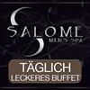 Leckeres Buffet im FKK Salome