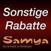 Spezielle Eintrittsermäßigungen im Samya