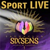 Sport live im Saunaclub im Saunaclub Sixsens