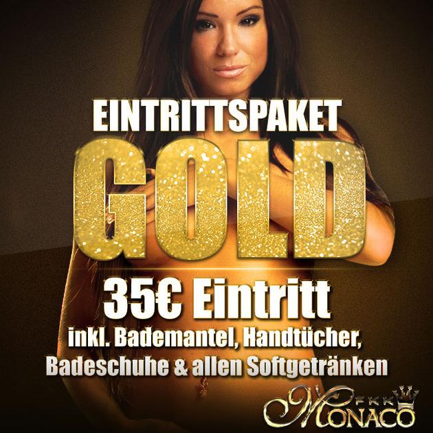 Eintrittspaket Gold