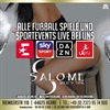 Sportevents Live im FKK Salome
