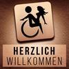 Barrierefreier Clubbesuch: Eigener Parkplatz für Gäste mit Handicap im FKK-Mainhattan