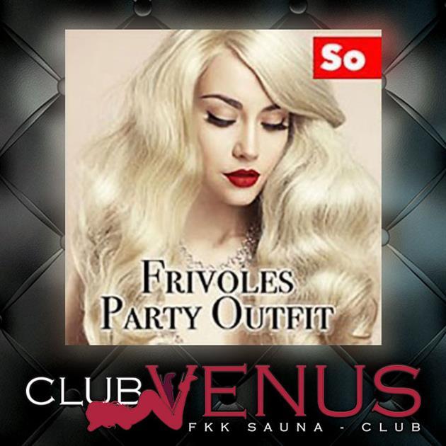 Frivoles Partyoutfit
