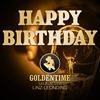 So stößt man(n) gerne auf seinen Geburtstag an im Goldentime Saunaclub Linz