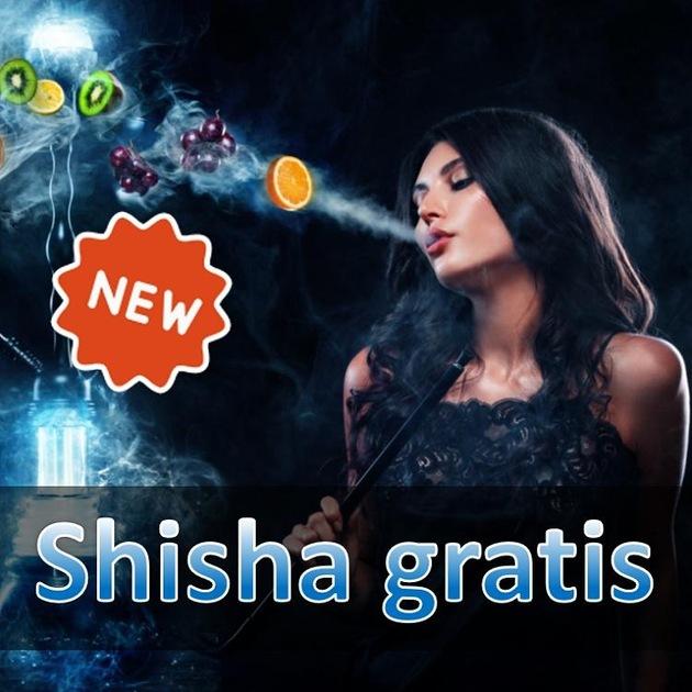 Gratis Shisha rauchen