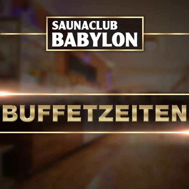 Anwesenheit saunaclub babylon Diese Woche