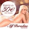 Nur 30 Euro Eintritt!  im Saunaclub Alf-Paradise