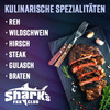 Achtung, lecker: Kulinarische Spezialitäten im Club  im FKK Sharks