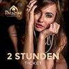 Zwei-Stunden-Ticket  im The Paradise Saarbrücken