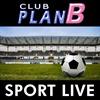 """""""Life is live"""" - direkter kann man Sport nicht übertragen!  im Club Plan B"""