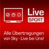 Sport live  im FKK-Club Heaven