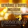 Getränke + Büffet inclusive im Römerbad Casa Carintia