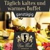 Warmes und kaltes Buffet - ganztags!  im Saunaclub vanGoch