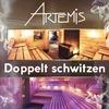 Doppelt schwitzen: Artemis jetzt mit zwei neuen Indoor-Saunen im FKK Artemis