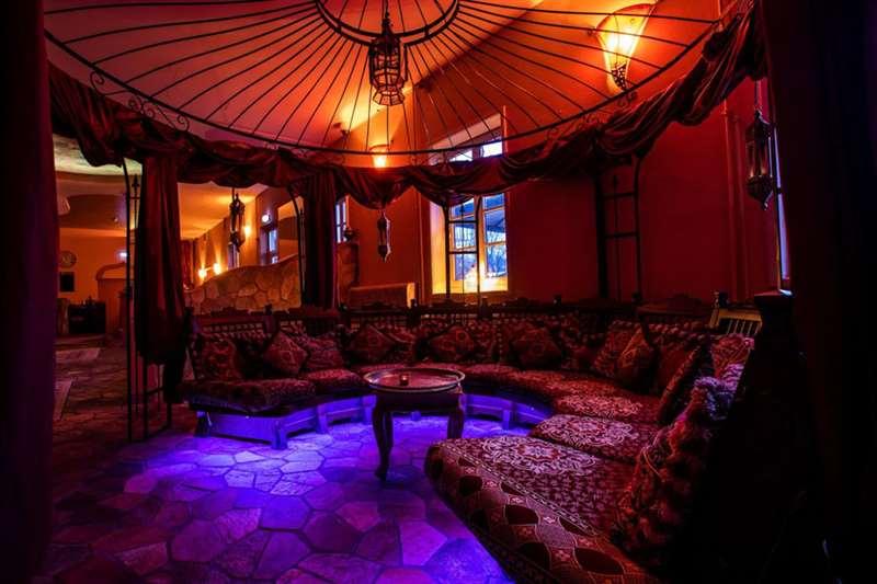 Sauna club harem Club